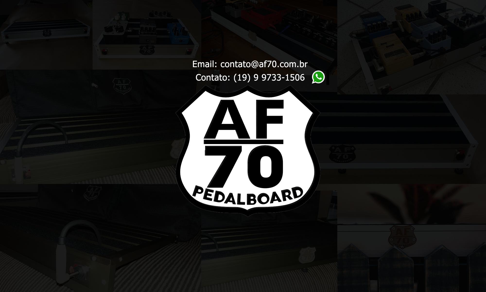 AF70 Pedalboard